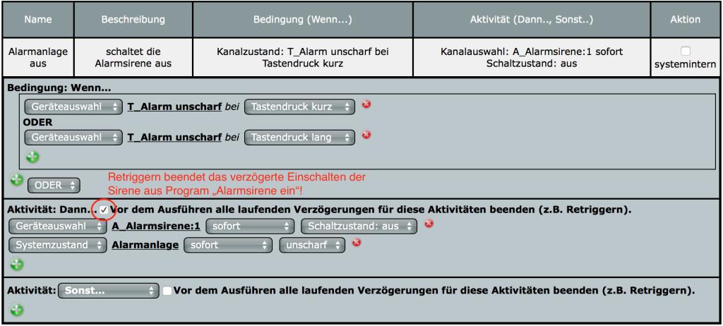 Alarmanlage_aus