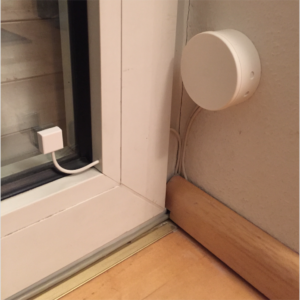 """HomeMatic Schliesserkontakt-Interface im """"Gehäuse"""""""