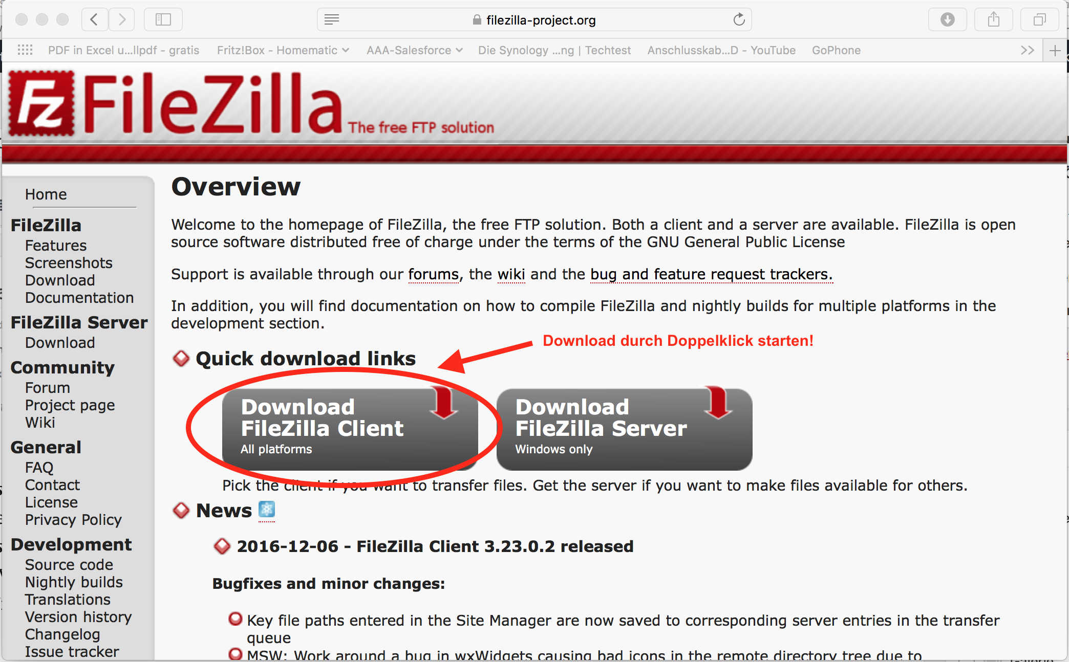 filezilla project I would like to use filezilla how do i go about the setting it up and connecting to  my  it can be downloaded free of charge from .